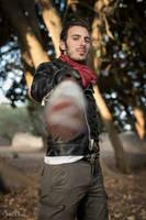 Negan Cosplay (The Walking Dead) by ervhal