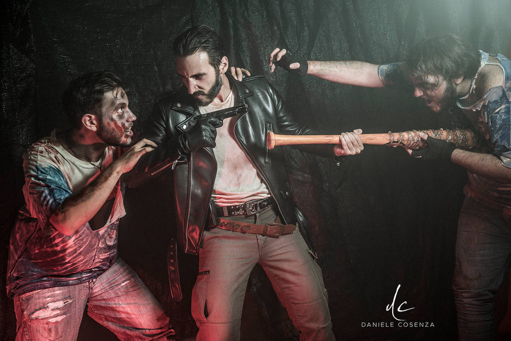 Negan Cosplay from The Walking Dead by ervhal