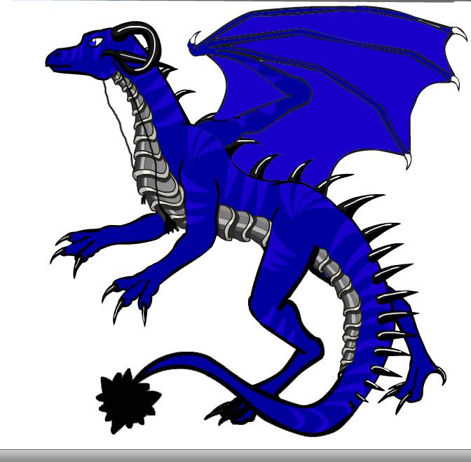 Avatar Dragon: Avatar Dragon By NightlyShadow On DeviantArt