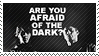 Stamp: Afraid by ashers-ashers