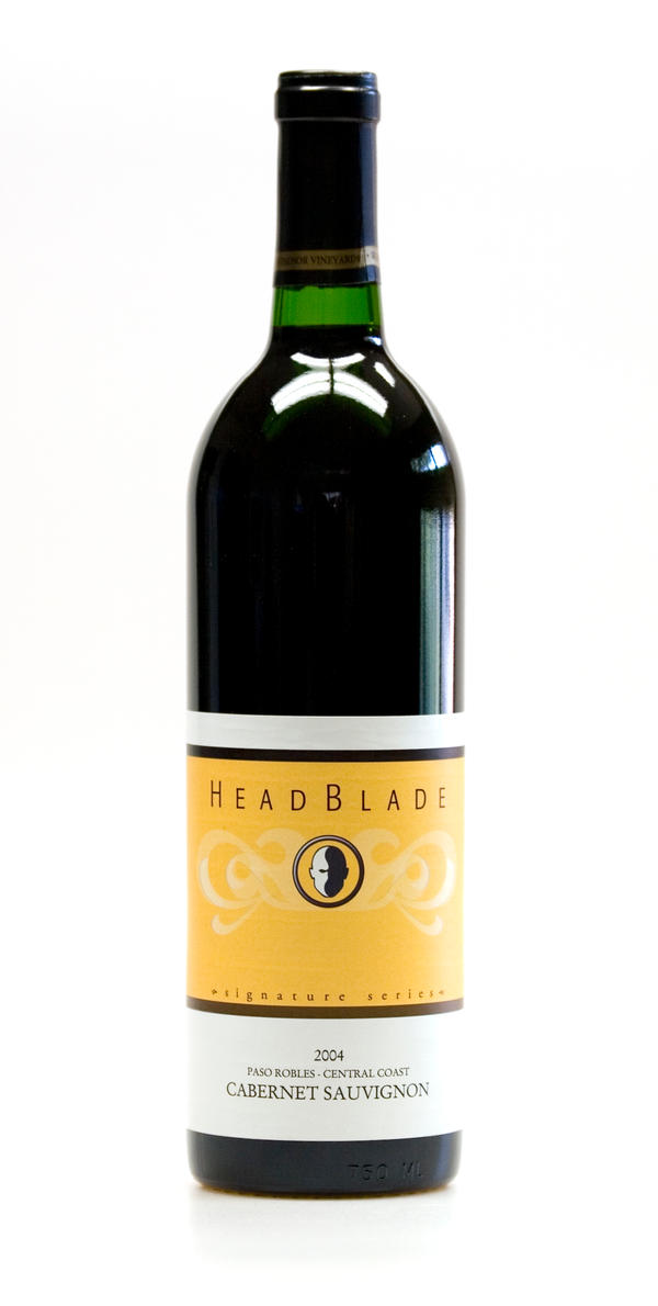 Wine label by rightindex