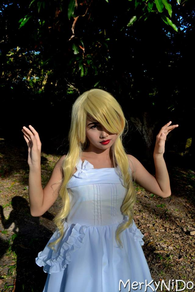 Against My Vows (Young White Queen cosplay) by thunderismyname