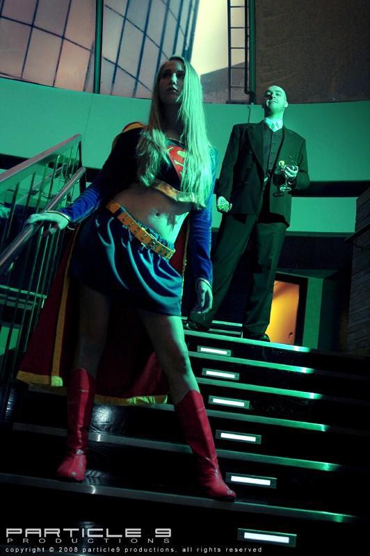 lex luthor supergirl