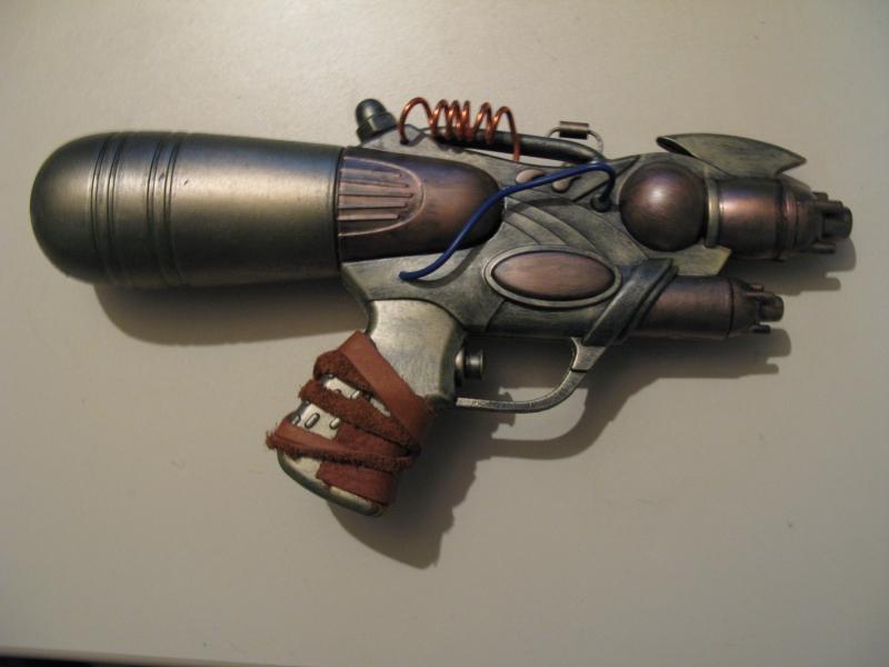 steampunk pistole 1 by popp art on deviantart. Black Bedroom Furniture Sets. Home Design Ideas