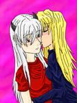 Ryuko and Miyuki Colored