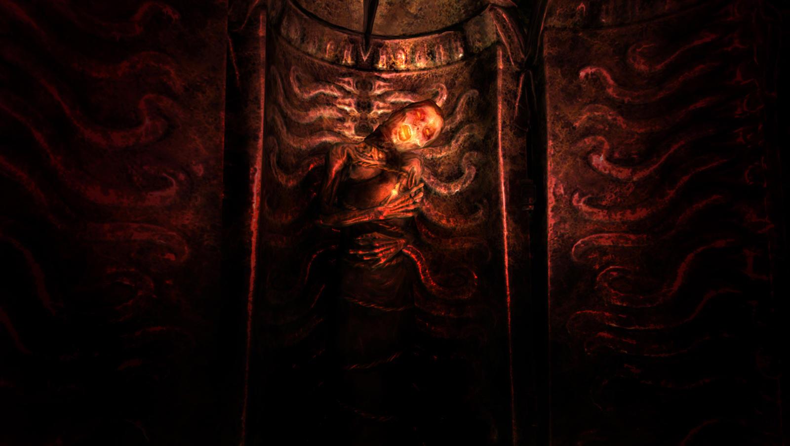 Skyrim : Night Mother by UltimaDX on DeviantArt