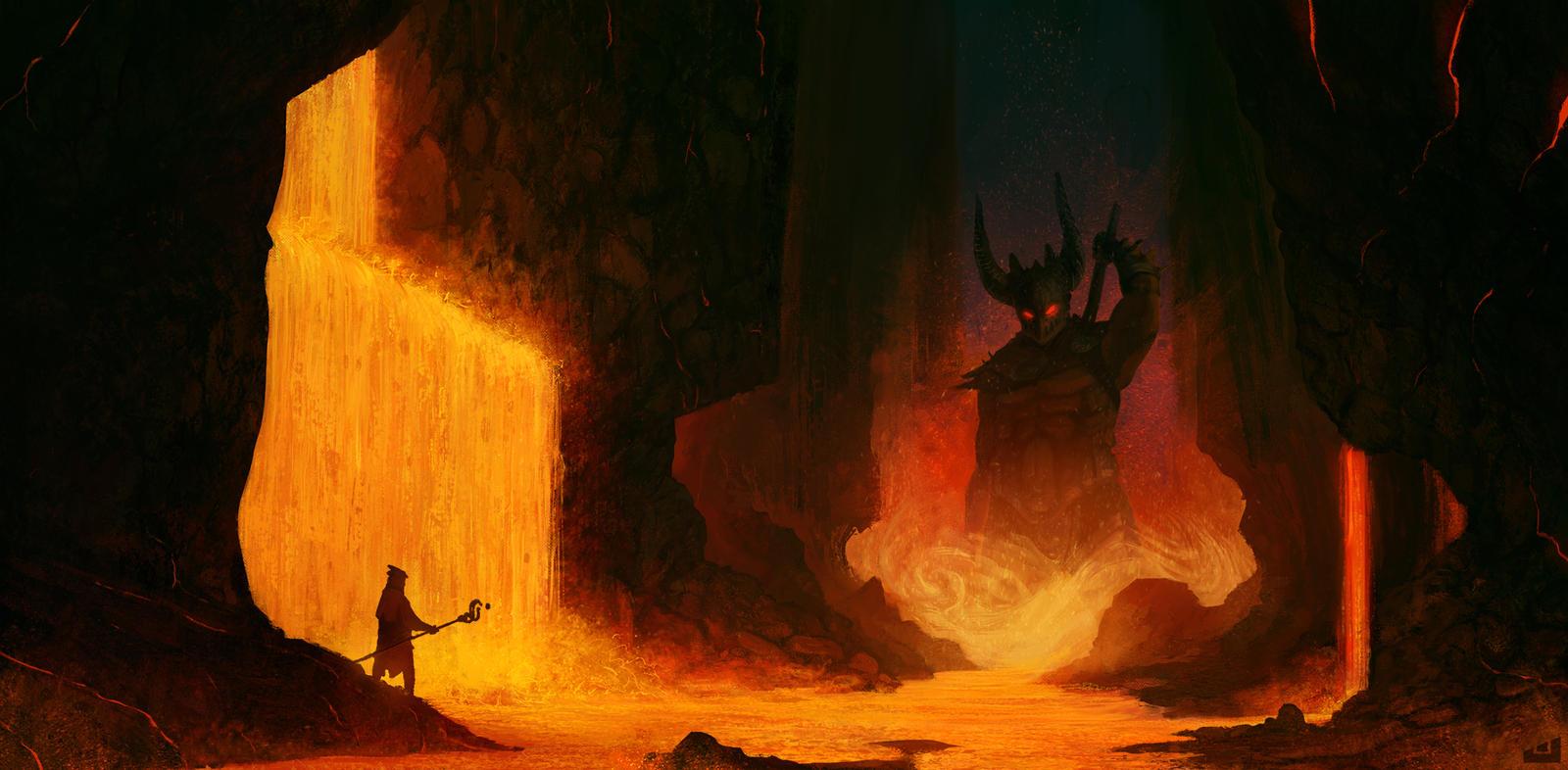 La grotte de Jowe - Page 2 Duel_by_ultimadx-d7bdxwu