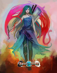 Mystic Empyrean: Leiselotte by k-atrina