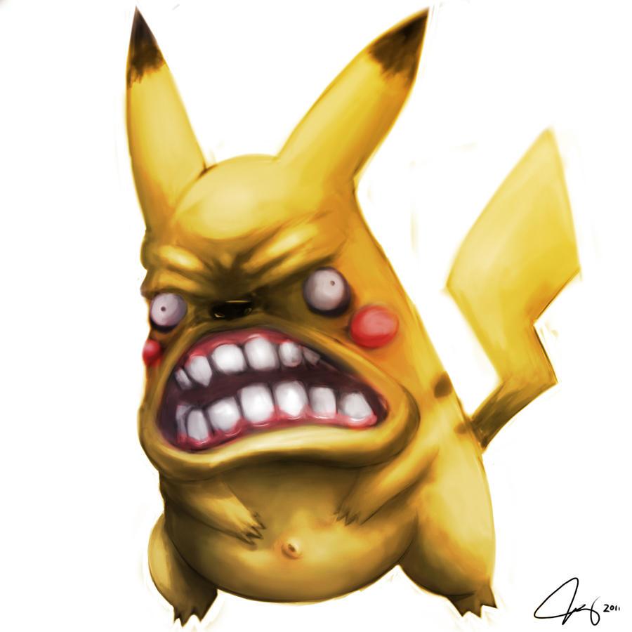 gangster pikachu - photo #43