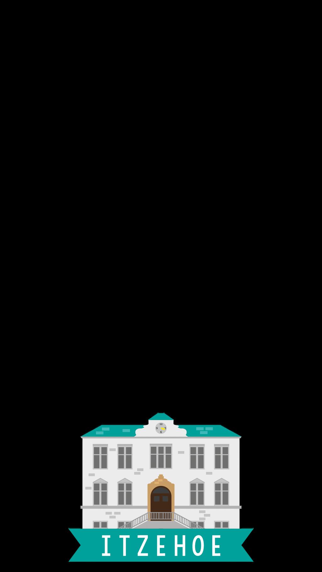 Snapchat Geofilter: Itzehoe by Raion1337