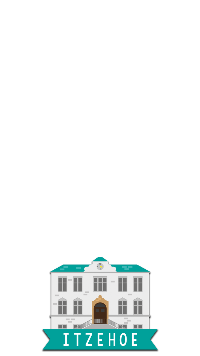 Snapchat Geofilter: Itzehoe by Raion1337