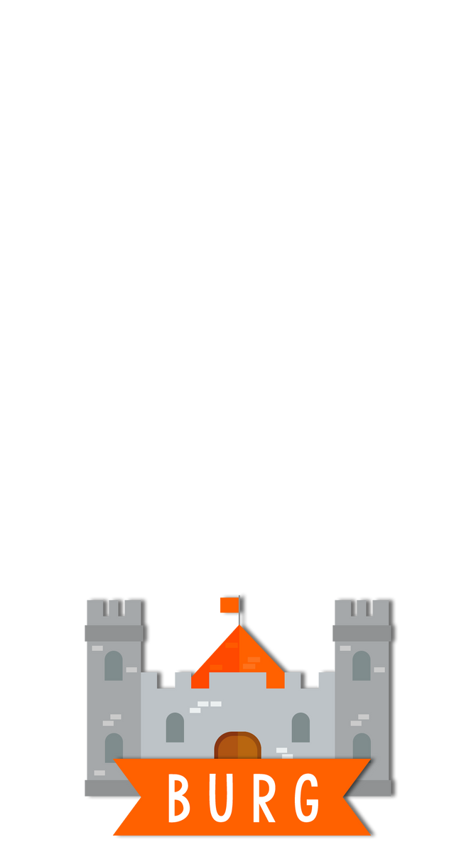 Snapchat Geofilter: Burg by Raion1337