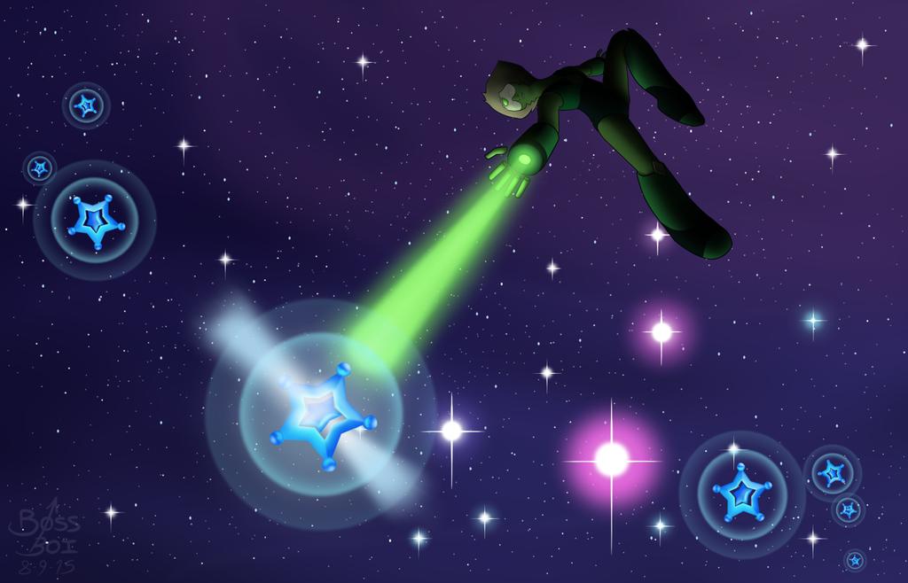 Super Gem Galaxy by bossboi