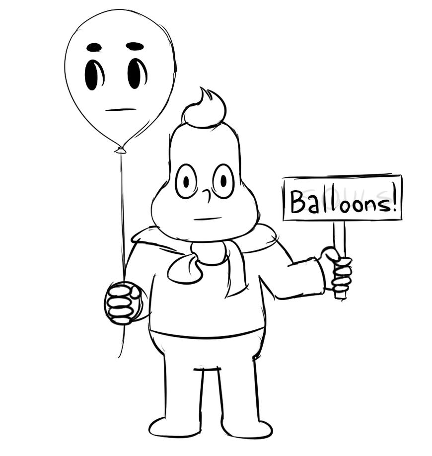 Balloon boy Onion by bossboi