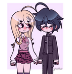 shuichi and his piano girlfriend