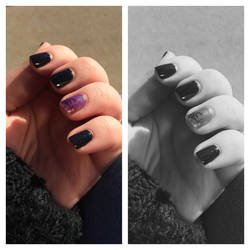 Nails by Bandia13