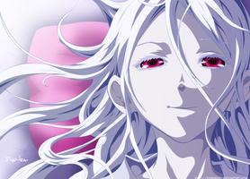 Shiro Was happy~ Deadman Wonderland 58: The End by DarkMaza