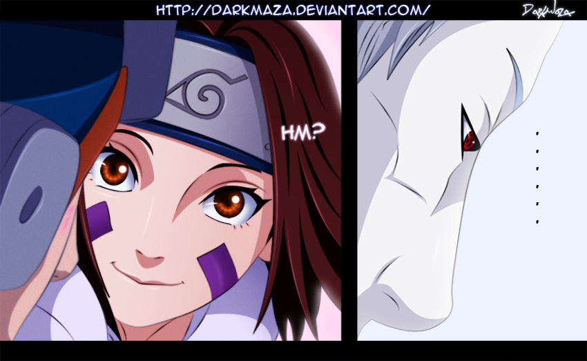 Naruto 653 ~I'll be watching by DarkMaza