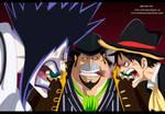 One Piece 858 ~ Luffy vs Bege vs Caesar