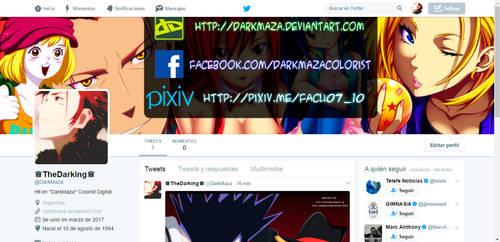 Follow me on Twitter!!