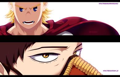 Boku No Hero Academia 149~ Mirio vs Chisaki