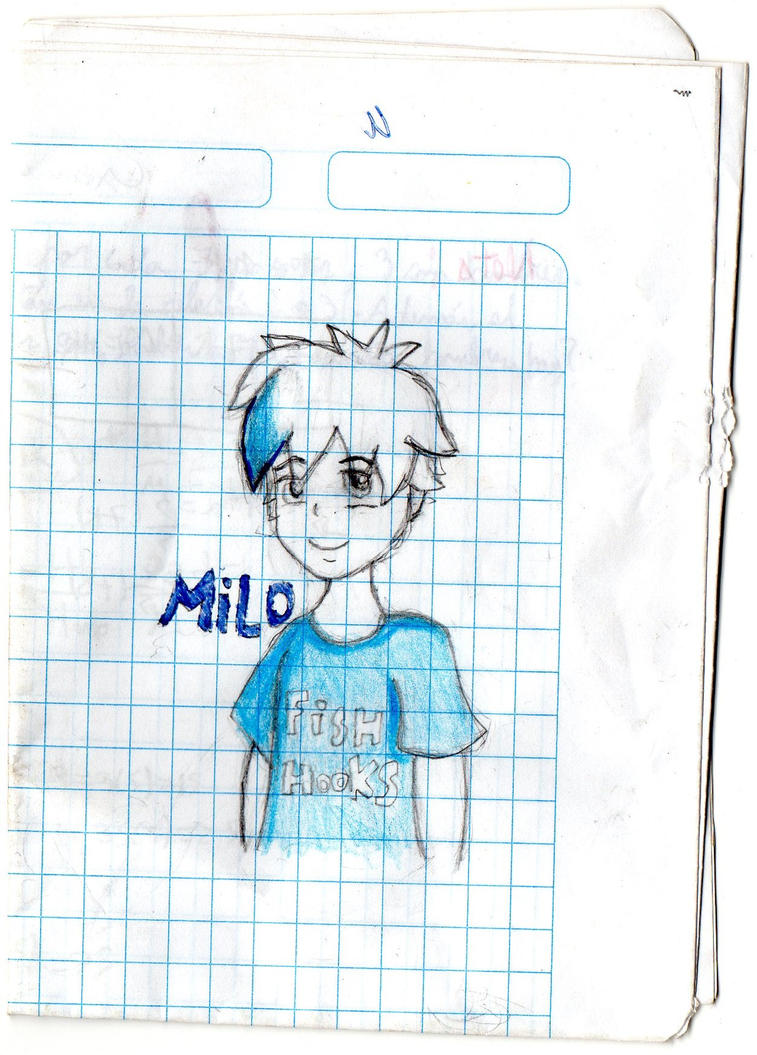 Milo C. Jones by Rosii16
