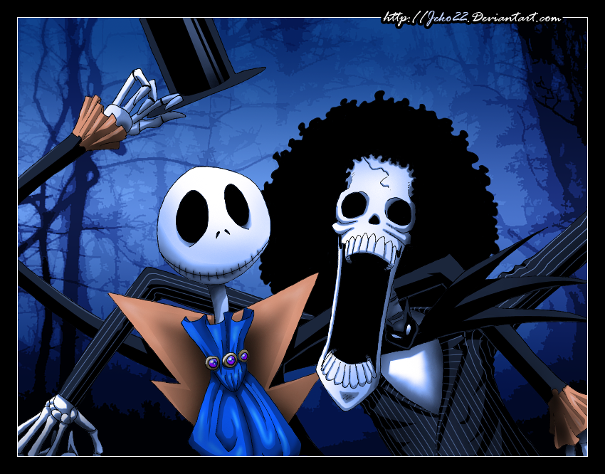 Jack and Brook by Jeko22