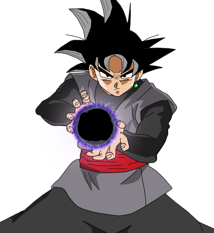 Black Goku By Brusselthesaiyan On Deviantart