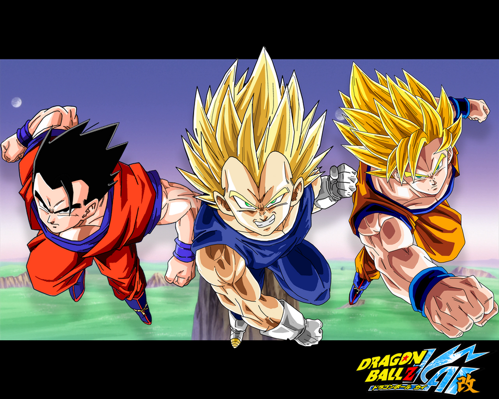 Dragonball Z Kai Wallpaper By BrusselTheSaiyan