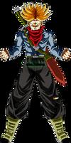 Super Saiyan Rage Trunks