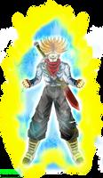 Super Saiyan Rage Trunks (Aura)