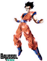 Ultimate Gohan 2 by BrusselTheSaiyan