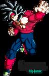 Super Saiyan 4 Bardock