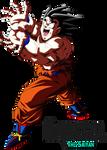 Son Goku KAMEHAMEHA!!!!