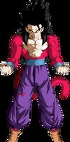 Super Saiyan 4 Gohan