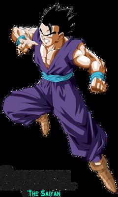 Son Gohan Tournament of Power (Manga)