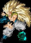 Gogeta Super Saiyan 3