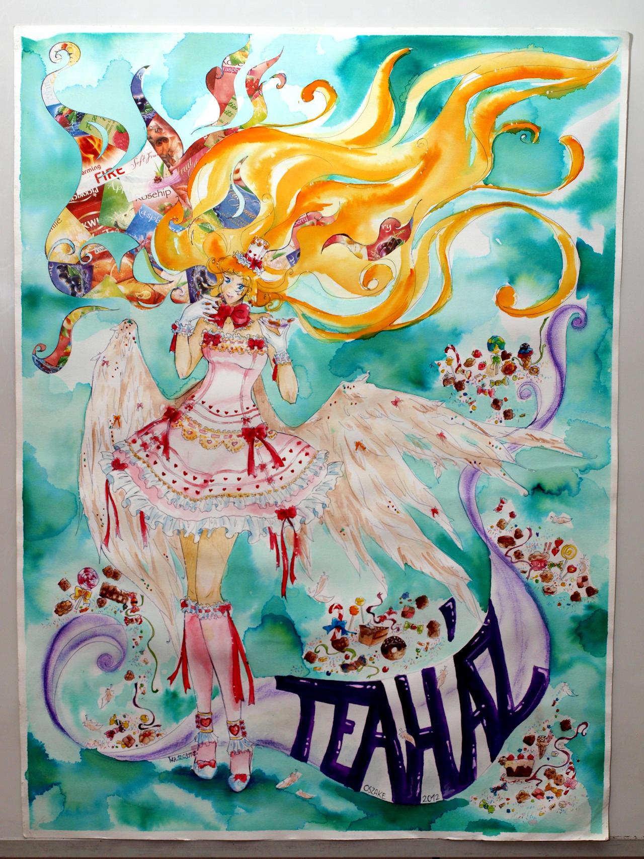 OSZAKE Teaha'z plaka't_2012_01