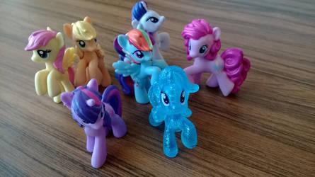 Best Ponies by PonitaCupcake