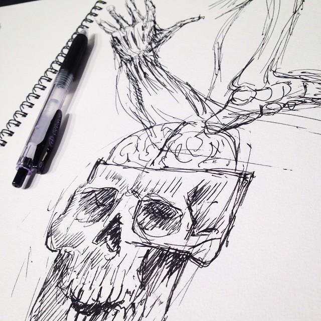 Anatomy study by farzadonline