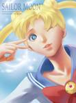 Sailor Moon [Art Trade]