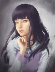 Hinata by Lashialee