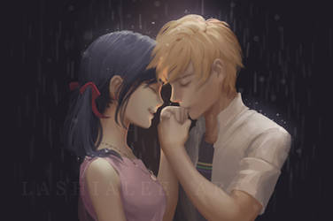 Je t'aime by Lashialee