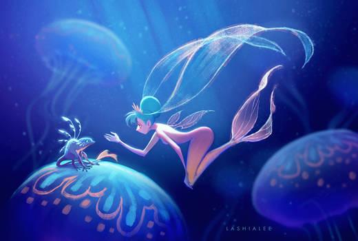 Marvella, The Mermaid Princess