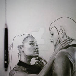 Love is illogical by ArtbyGranziera