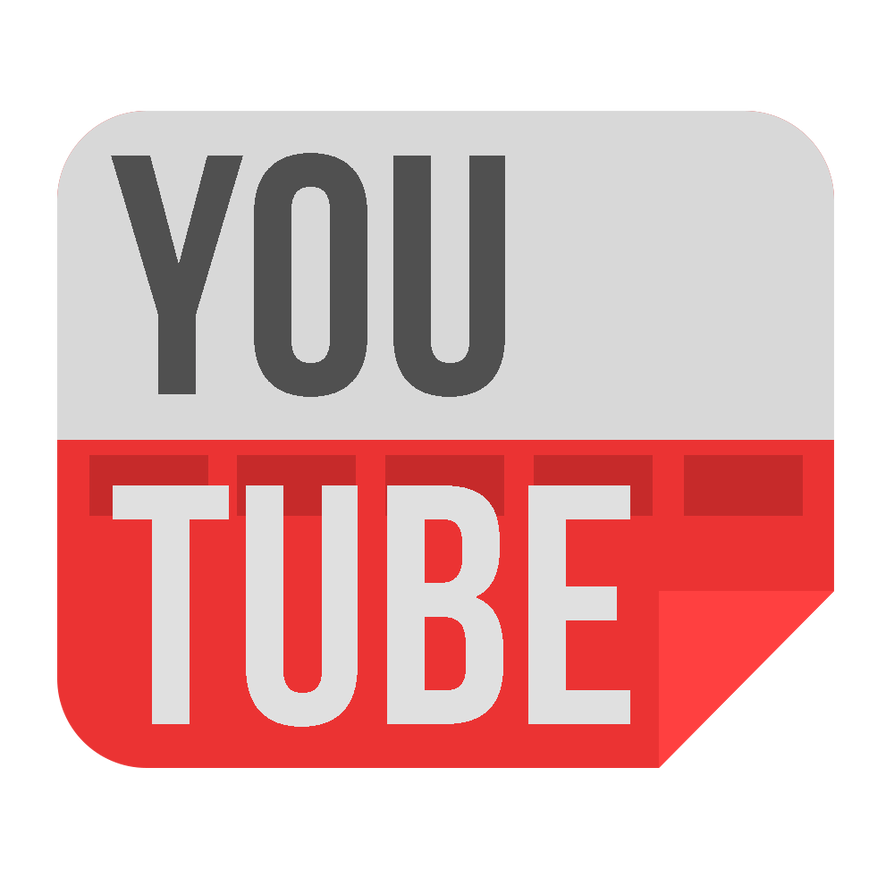 Minimalistic youtube icon by jokubas00 on deviantart for Minimal art youtube