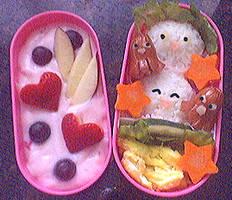 Octodog Bento by Precious-Love