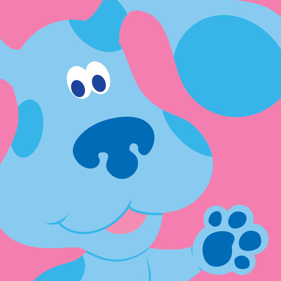 Blue From Blue Clues/Blues Room Is A GIRL by LunaLoudTheRocker on ...