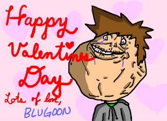Happy Valentines Day 2013 by blugoon