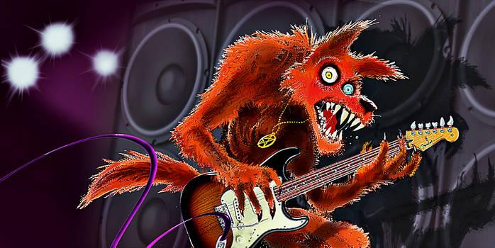 #februwolfy  - Big Solo